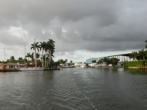 Leaving Lauderdale Marine Centre Destination Nassau, Bahamas