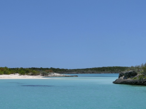 Picturesque Racoon Cay